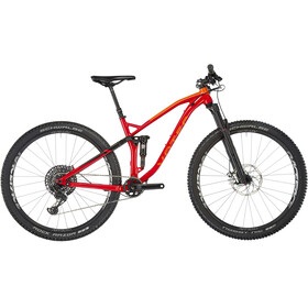 "VOTEC VXs Pro - Tour/Trail Fully 29"" - red/black"